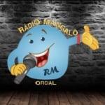 Logo da emissora Rádio Mangalô Goiânia