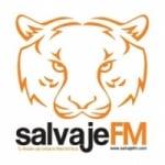 Logo da emissora Radio Salvaje FM