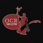 Logo da emissora Radio Onda Corazon 104.2 FM