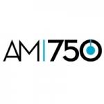Logo da emissora Radio 750 AM
