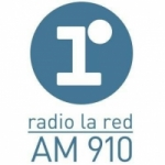 Logo da emissora Radio La Red 910 AM