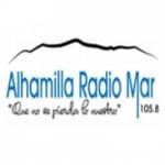 Logo da emissora Alhamilla Radio Mar