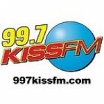 Logo da emissora Radio WXAJ Kiss 99.7 FM