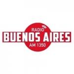 Logo da emissora Radio Buenos Aires 1350 AM