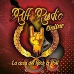Logo da emissora Riff Radio