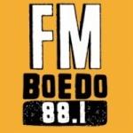 Logo da emissora Radio Boedo 88.1 FM