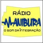 Logo da emissora Rádio Manibura