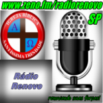 Logo da emissora Rádio Renovo SP