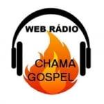 Logo da emissora Web Rádio Chama Gospel