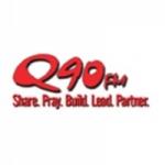 Logo da emissora WORQ 90.1 FM