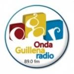 Logo da emissora Onda Guillena Radio