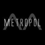 Logo da emissora Radio Metropol 102.6 FM