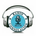 Logo da emissora Radio Consolacion Utrera 104.5 FM