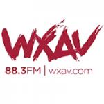 Logo da emissora Radio WXAV The X 88.3 FM
