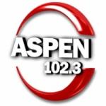 Logo da emissora Radio Aspen 102.3 FM