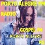 Logo da emissora Rádio Gospel Porto Alegre FM