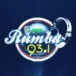 Logo da emissora Radio Rumba FM 93.1 Zaragoza