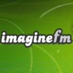 Logo da emissora Radio Imagine 98.1 FM