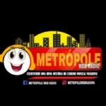 Logo da emissora Metrópole Web Rádio