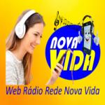 Logo da emissora Web Rádio Rede Nova Vida