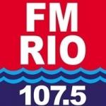Logo da emissora Radio Río 107.5 FM
