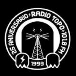 Logo da emissora Radio Topo 101.8 FM