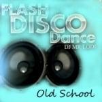 Logo da emissora Flash Disco Dance - Old School