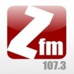 Logo da emissora Radio ZFM 107.3 Mhz