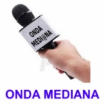 Logo da emissora Radio Onda Mediana