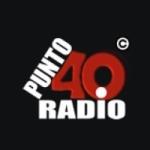 Logo da emissora Punto 40 Radio