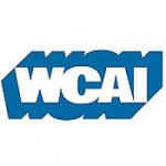 Logo da emissora Radio WCAI 90.1 FM