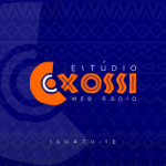 Logo da emissora Oxossi Rádio Web