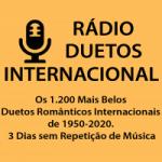 Logo da emissora Rádio Duetos Internacional