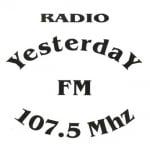 Logo da emissora Radio Yesterday 107.5 FM