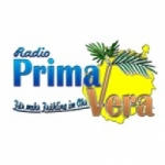 Logo da emissora Radio Prima Vera 107.3 FM