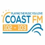 Logo da emissora Radio Coast 102-103 FM