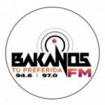 Logo da emissora Radio Bakanos 97.0 FM