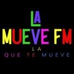 Logo da emissora Radio La Mueve FM