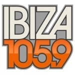 Logo da emissora Radio Ibiza 105.9 FM
