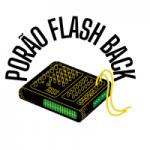 Logo da emissora Rádio Porão Flash Back