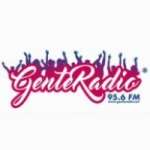 Logo da emissora Gente Radio 95.6 FM