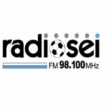 Logo da emissora Sei 98.1 FM