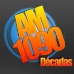 Logo da emissora Radio Décadas 1090 AM