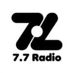 Logo da emissora 7.7 Radio 88.3 FM