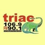 Logo da emissora Radio Triac 90.1 FM