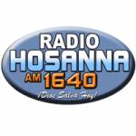Logo da emissora Radio Hosanna 1640 AM