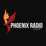 Logo da emissora Phoenix Radio