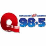 Logo da emissora Radio WXXQ Q98.5 FM