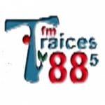 Logo da emissora Radio Raices 88.5 FM