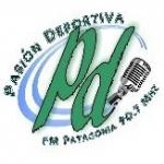 Logo da emissora Radio Patagonia 90.7 FM